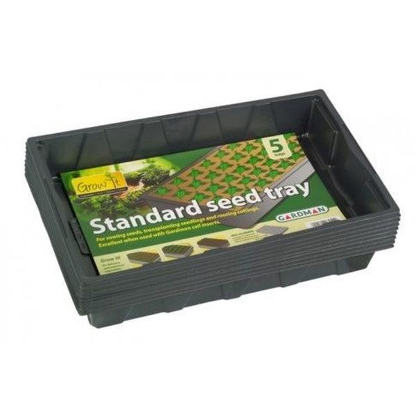 5x Standard seed tray