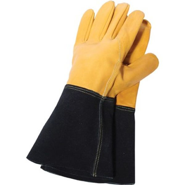 Professional heavy duty mens gloves large