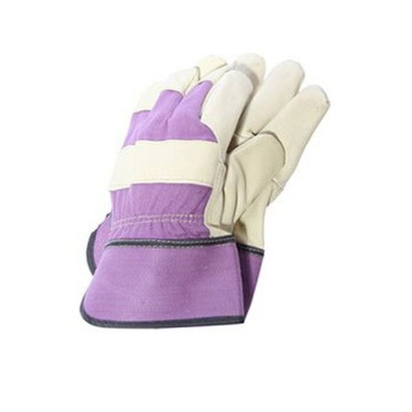 Deluxe Washable Leather Ladies Gloves