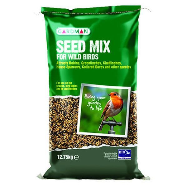 12.75kg Seed Mix