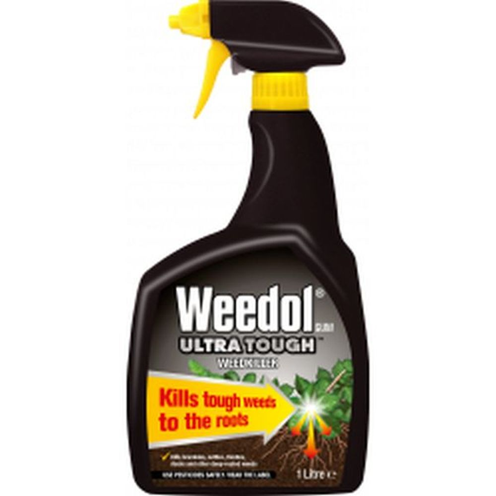 1Ltr weedol ultra tough tru