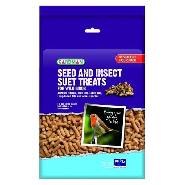 Seed & Insect Suet Treats