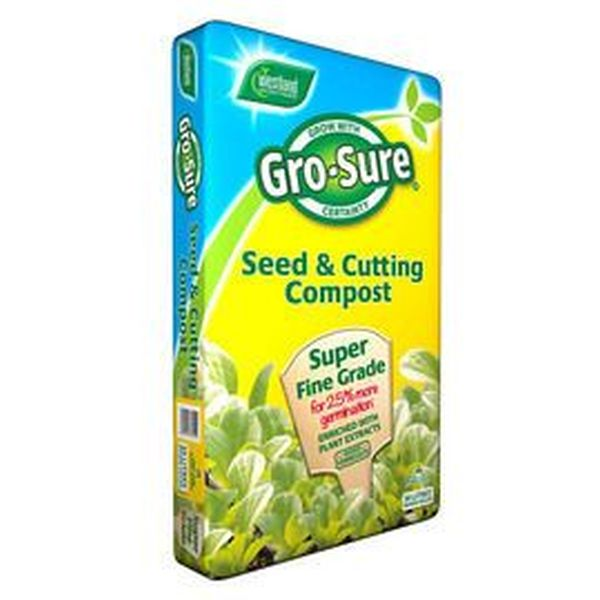 30L Gro Sure Seed & Cutting Compost