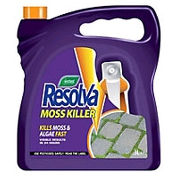 Resolva Moss Killer 3ltr