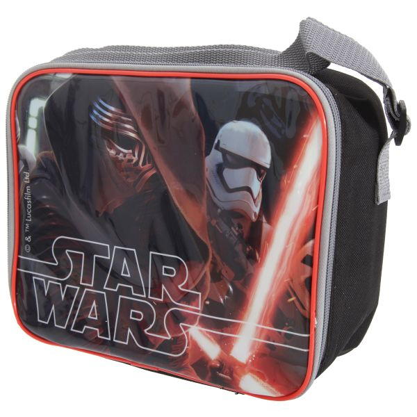 Star Wars Force Awakens Insulated Lunch Bag