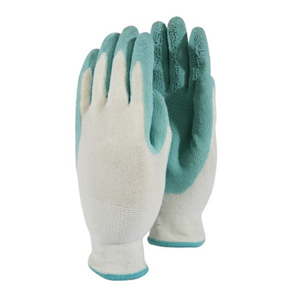 Bamboo Gloves Teal Small