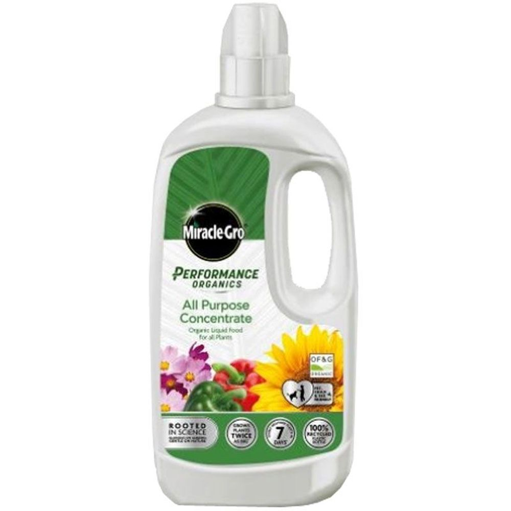Organics All Purpose Concentrate Food