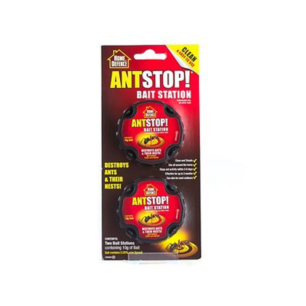 Ant Stop Bait Station Twin Pack
