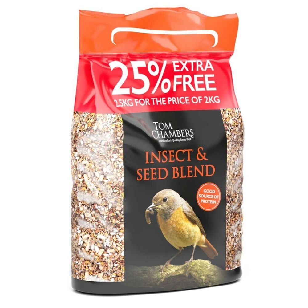 Insect & Seed Blend 2.5kg