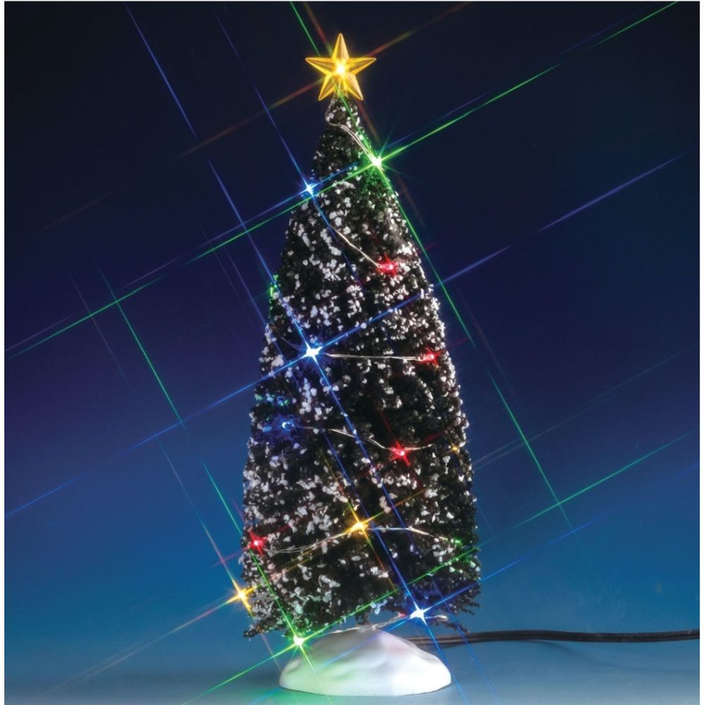 Evergreen tree with 24multilight