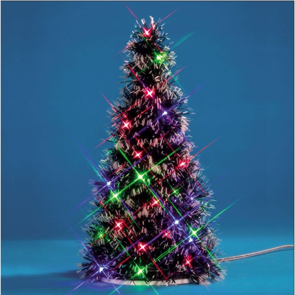 Multi light fir tree b/o