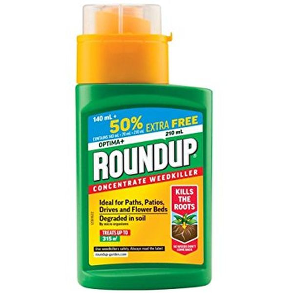 Roundup Optima 140ml + 50% Extra Free
