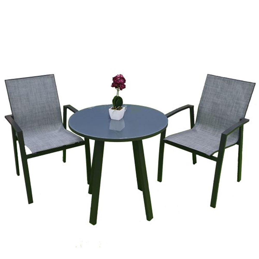 Fairmont Bistro Set - Bistro Sets - Busy Bee Garden Centre