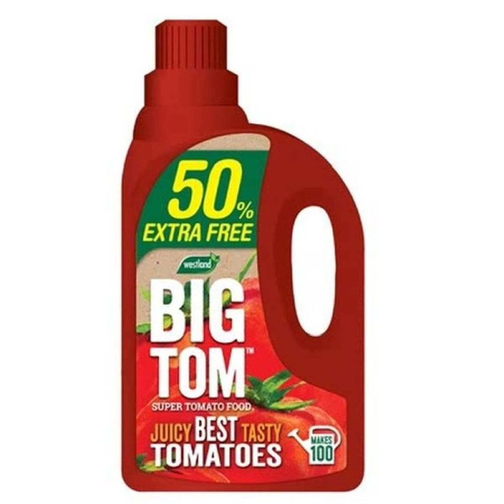 Gro Sure Big Tom Tomato Food 1ltr + 50% extra FREE
