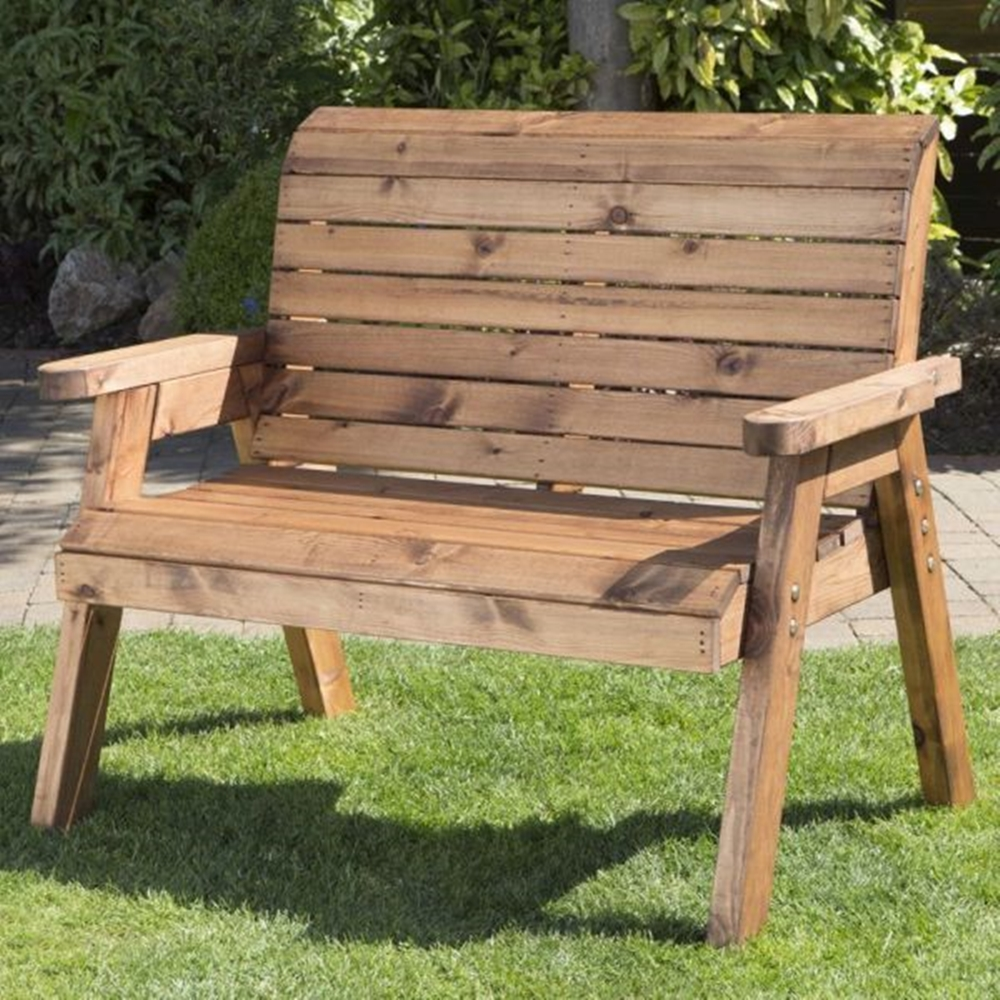 Balmoral Two Seater Bench
