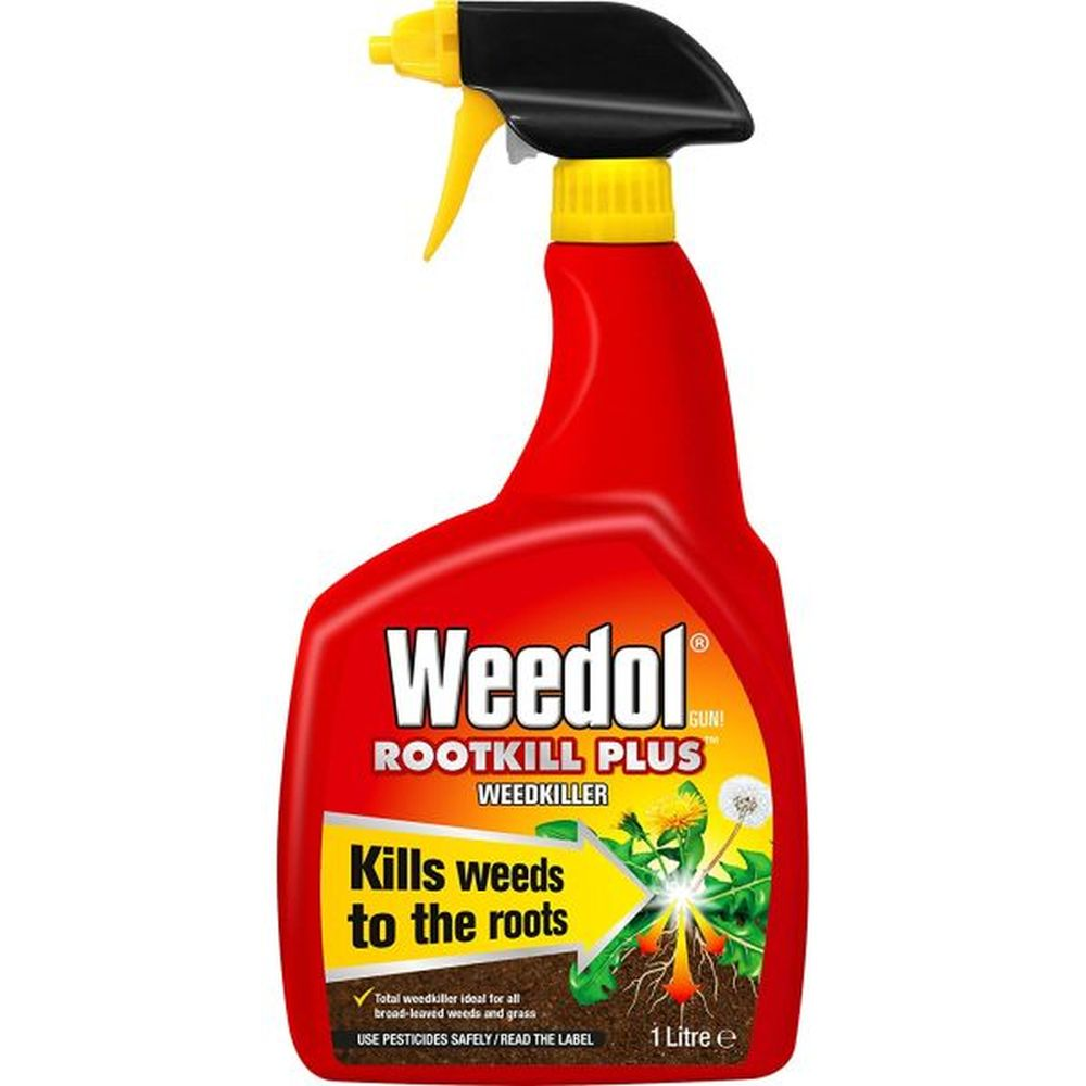 Weedol Gun Rootkill Plus ReadyTo Use 1ltr