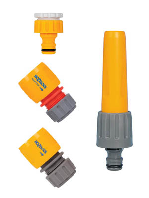 Hose connectors & fittings
