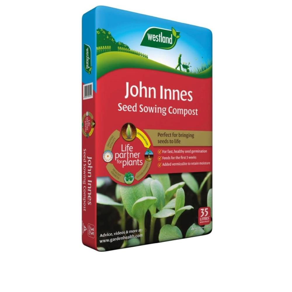 35L Seed Sowing Compost John Innes