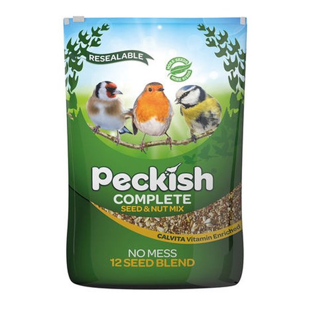 Peckish Complete 2kg + 50% Extra Free
