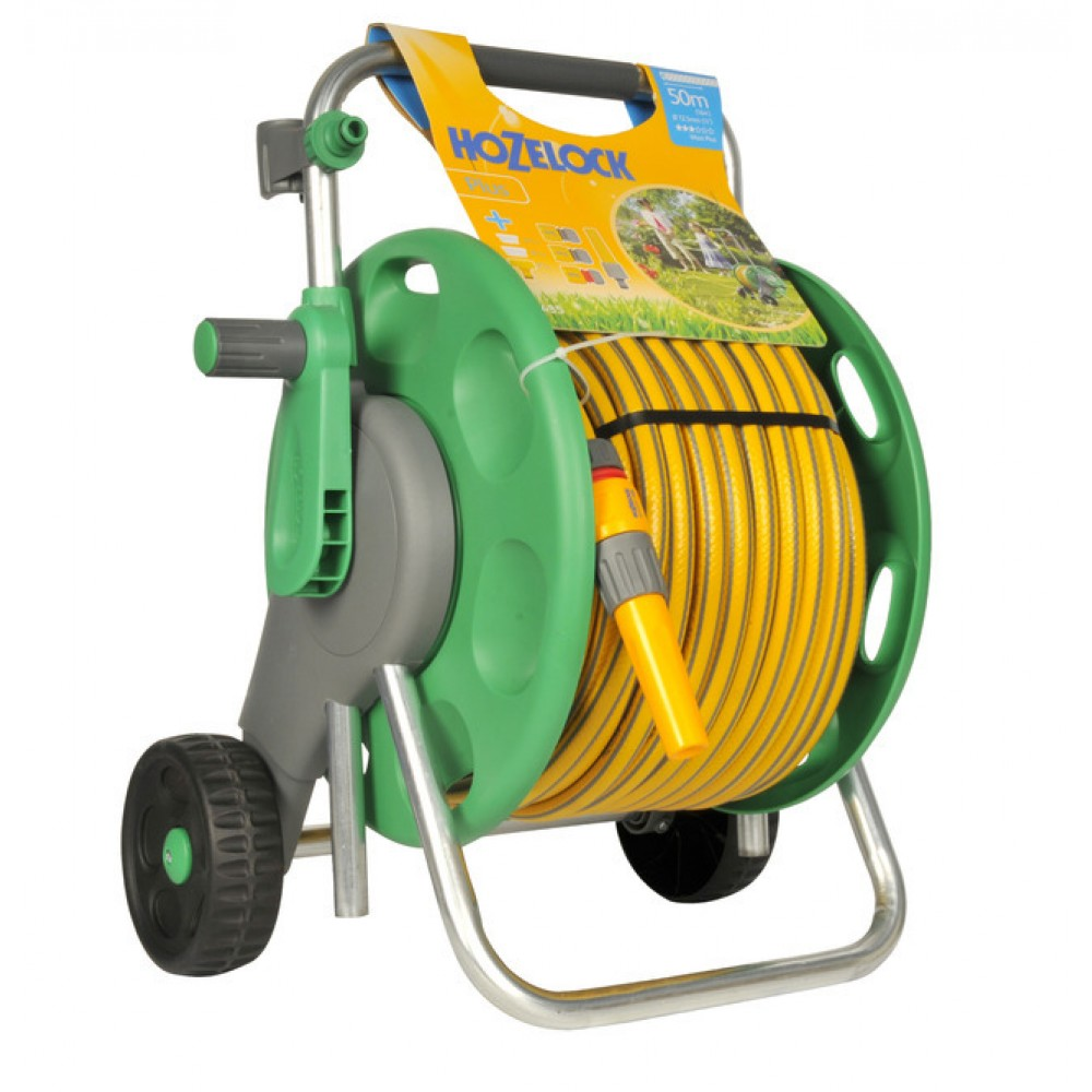 Reels & carts with hose