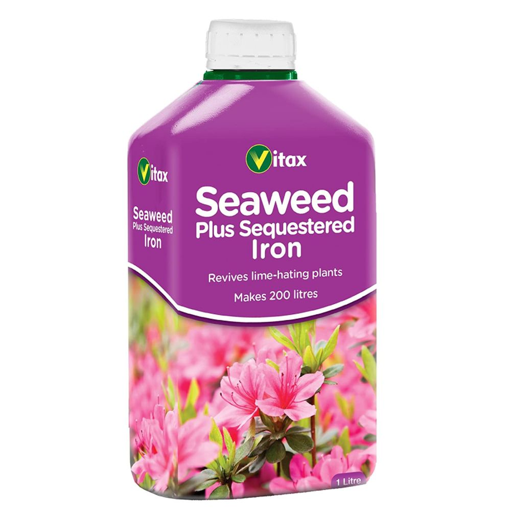 Seaweed Plus Sequestered Iron