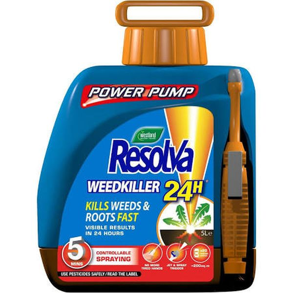 Resolva 24 Hour Power Pump Ready To Use 5ltr